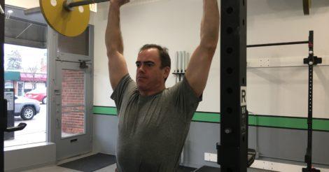 Kyle - 53.5 kg Press