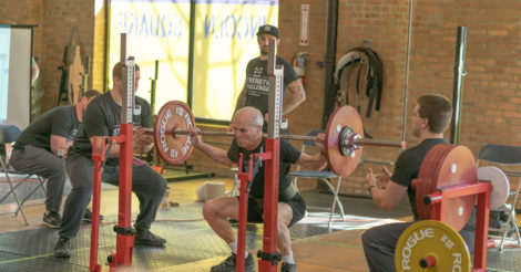 Old Age Sucks Less With Barbells