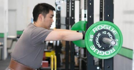 Athlete Profile: Chris Soo