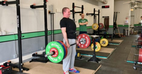 Athlete Profile: Carl Thuringer