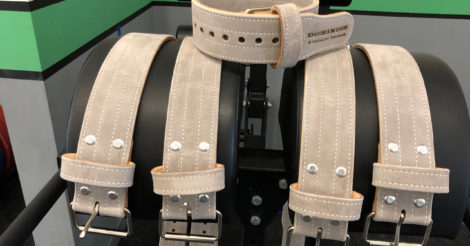 Dominion 3-inch Belts
